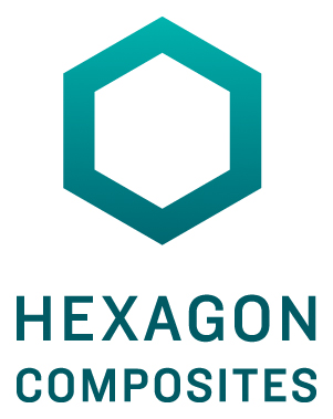 "Логотип ""Hexagon Composites RUS"""
