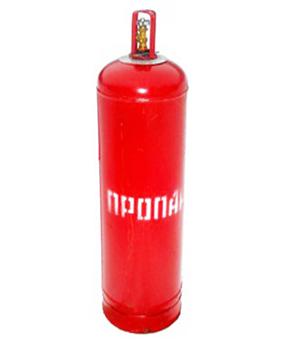 Стальной газовый баллон на 50 литров