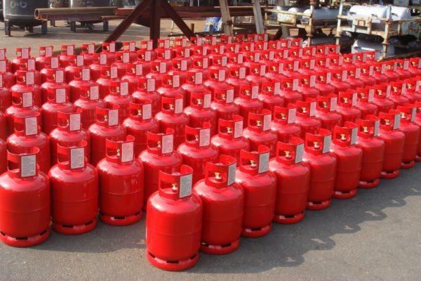 Безопасный бытовой газовый баллон