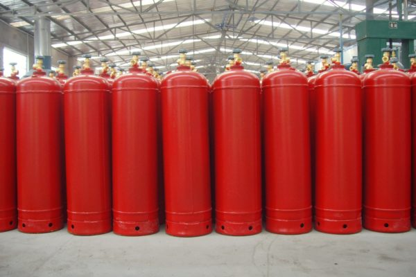 Бытовые газовые баллоны