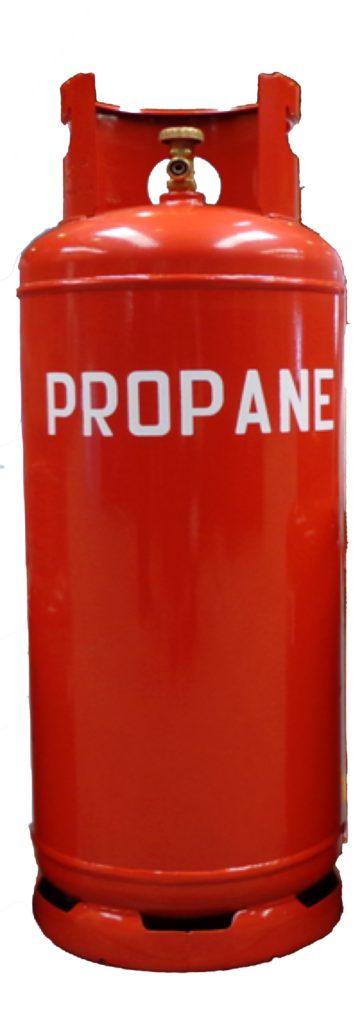 Газовый баллон 46 литров