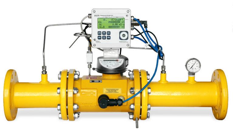 прибор для учета расхода газа