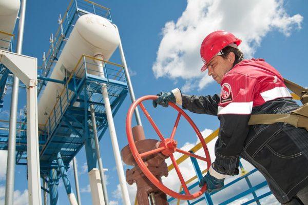 Истории газовой промышленности России