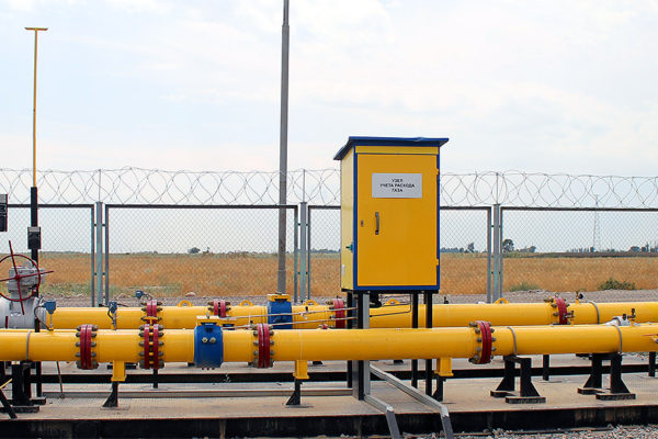 Что такое промышленные счетчики газа и электронные корректоры объема газа